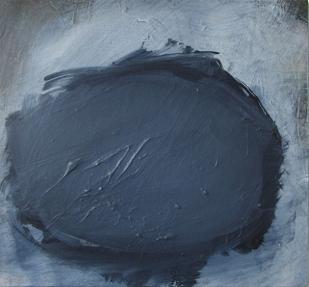 Disappearance, 2014, 40X44 cm, Acryl op MDF