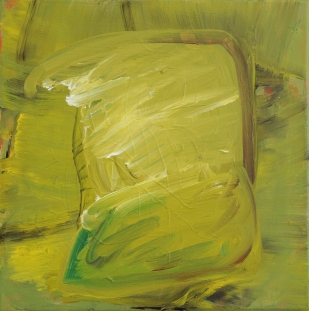 Contained, 2015, 30x30 cm, acrylic on canvas